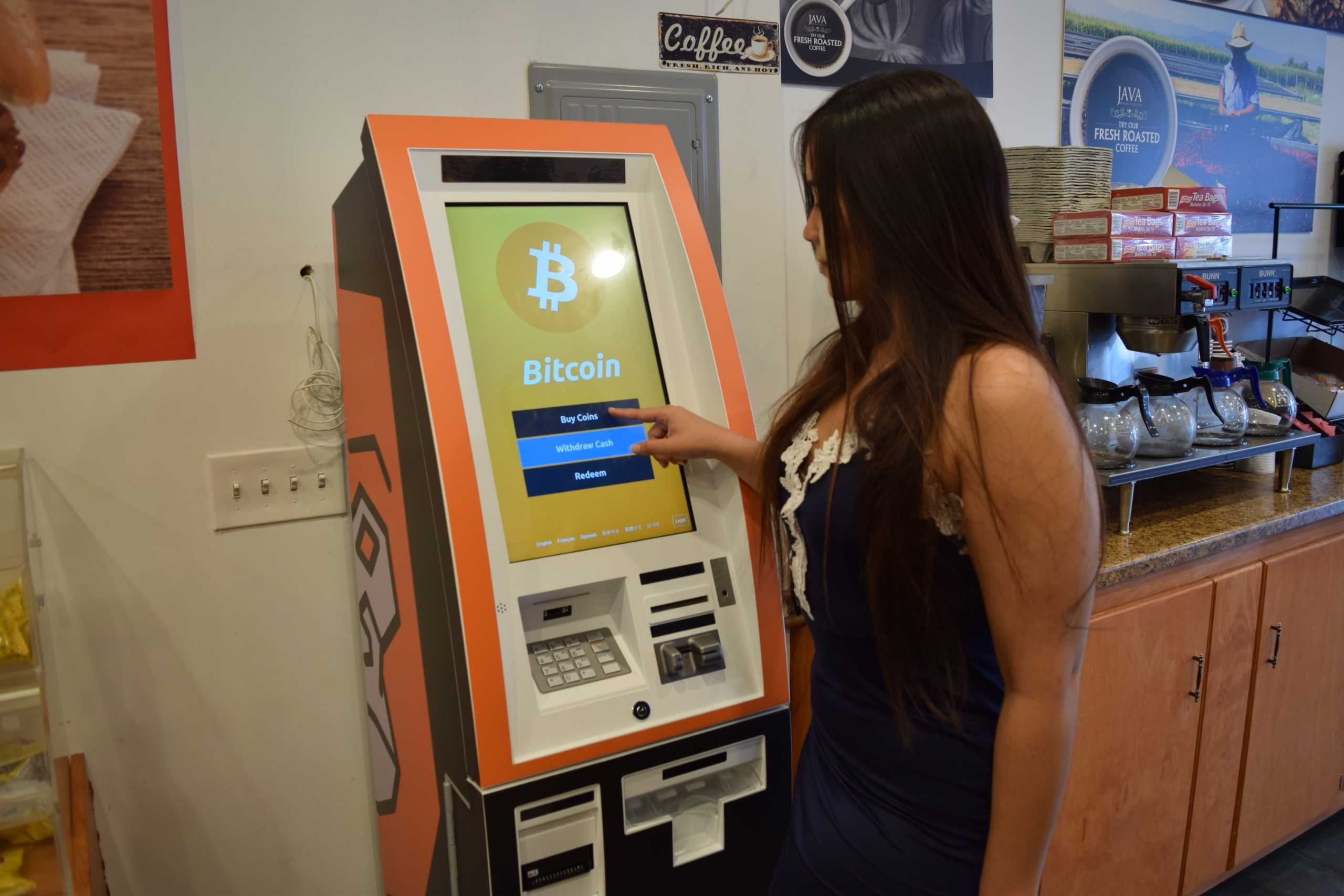 bitcoin machine near me open now